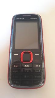 Nokia 5130 C2 Usado Câm 2.0 Rádio Fm Mp3