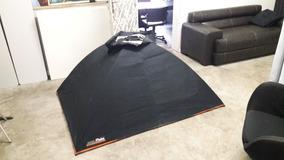 Softbox Wide Angle 135x200cm Gigante Mako Encaixe G4