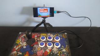 Tablero Arcade ++ Compatible Con Pc Y Con Android