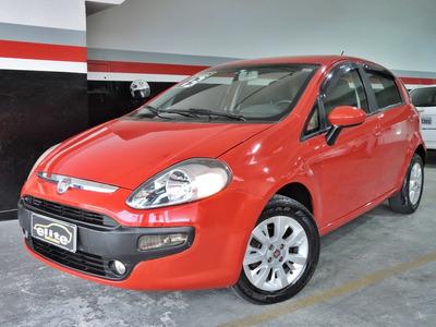 Fiat Punto Attractive 1.4 Evo Flex Completo Financia E Troca