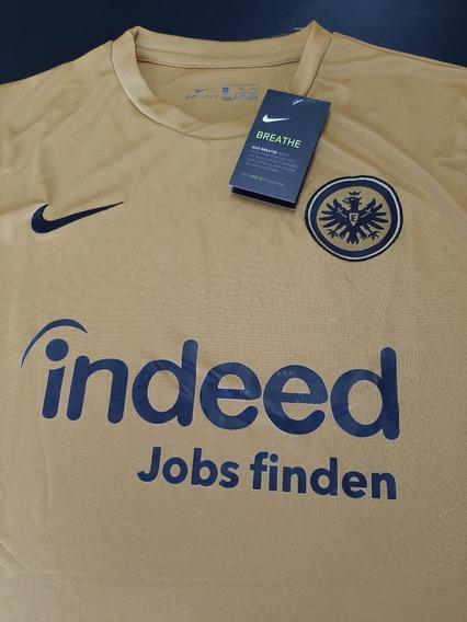 Camisa Oficial Eintracht Frankfurt 2019/2020 Mod. Torcedor