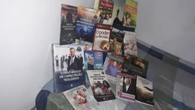 Curso Completo De Teologia Com 19 Livros Em Perfeito Estado
