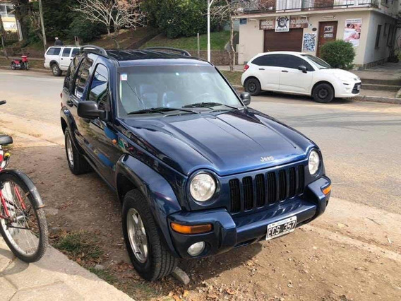 Jeep Cherokee 3.7 Limited 2003