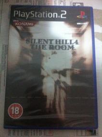 Silent Hill 4 The Room Lacrado E Raro