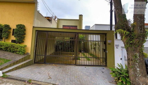 Casa Com 4 Dormitórios À Venda, 223 M² Por R$ 1.436.000,00 - Brooklin Paulista - São Paulo/sp - Ca0084