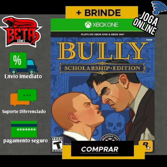 Bully - Xbox One - Midia Digital + Brinde