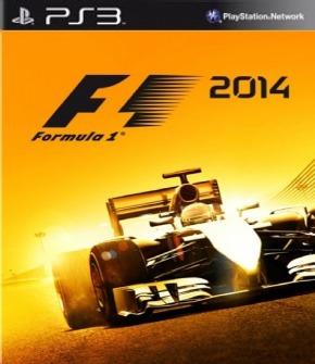 Ps3 F1 2014 Dublado Português - Envio Agora!!