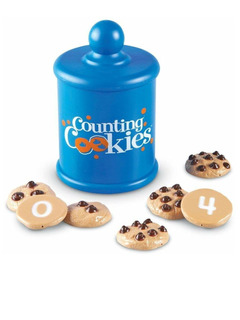 Comida De Juguete Galletas Counting Cookies Learning Resourc