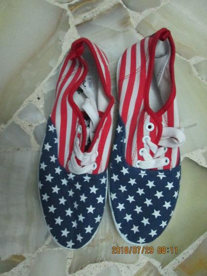 Zapatillas De Lona Charlotte Russo