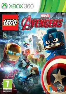 Lego Marvel Xbox 360   Xbox 360 Digital