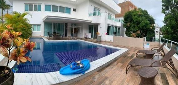 Linda Casa Duplex De Alto Padrão No Residencial Itaparica