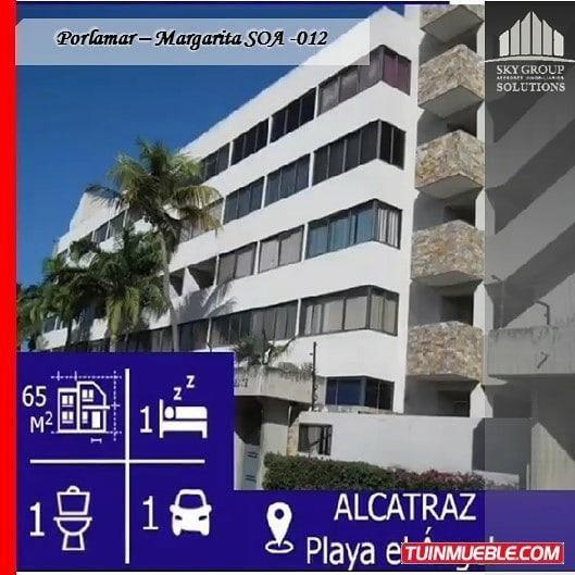 Apartamento En Venta Residencias Alcatraz Playa El Angel