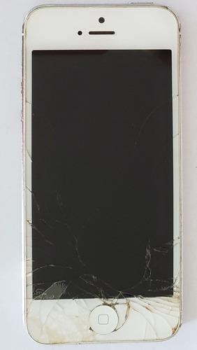 iPhone 5 Tirar Peça