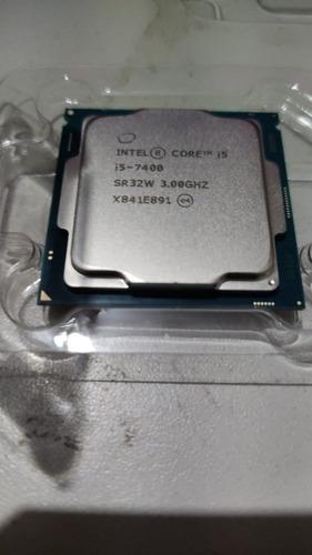 Processador Core I5 7400 - 1151 Novo - Nf Sem Cooler
