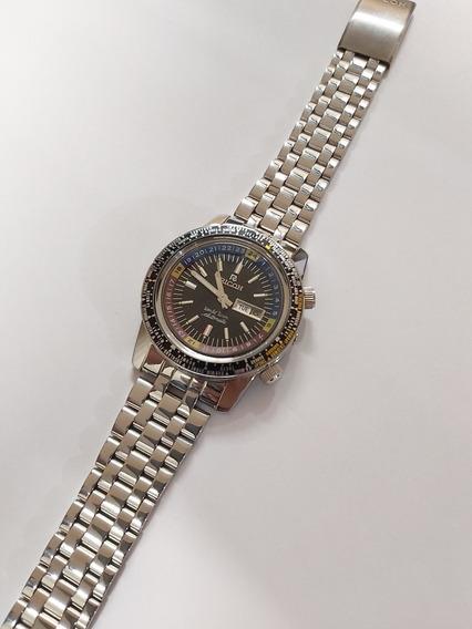 Reloj Ricoh Vintage Diver Automático
