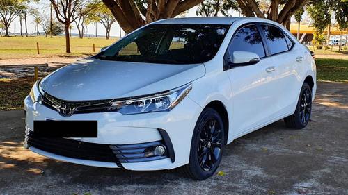 Imagem 1 de 9 de Toyota Corolla 2019 2.0 16v Xei Flex Multi-drive S 4p