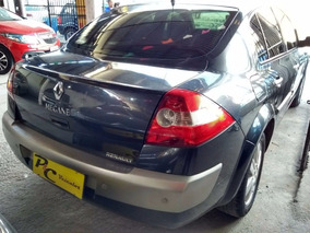Renault Megane Sedan + Gnv