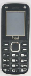 Freecel Free Cross Preto Original Nacional Semi Novo