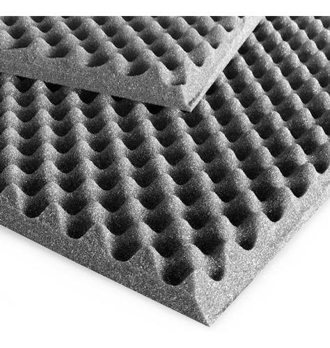 Placa Acústica Panel Sonido Asts Pro A2 Autoextinguible 50mm