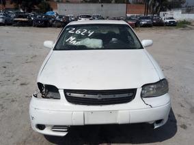 Chevrolet Malibú V6 3.1 Partes