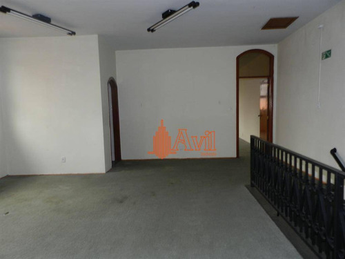 Prédio Para Alugar, 332 M² Por R$ 5.000,00/mês - Vila Carrão - São Paulo/sp - Pr0136