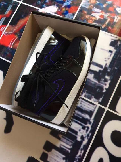 Jordan 1 Space Jam T-27.5 100% Originales