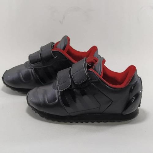 zapatos adidas originales usados negro