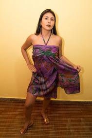 Vestido Indiano Tomara Que Caia Promoção Lançamento 2019