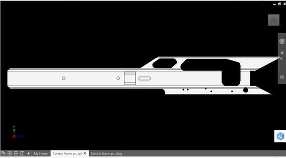 Desenho Condor Em Pdf - Airforce Condor