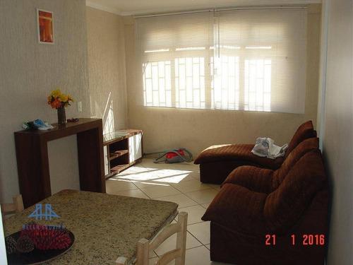 Imagem 1 de 15 de Apartamento Com 2 Dormitórios À Venda, 55 M² Por R$ 274.800,00 - Capoeiras - Florianópolis/sc - Ap2460