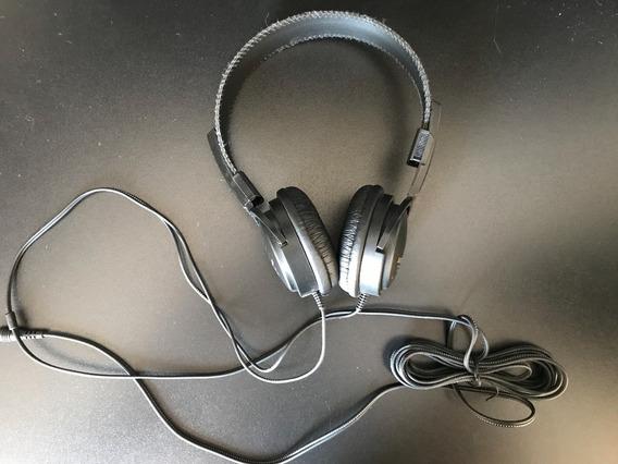 Fone De Ouvido (headfone) Audiotechnica Ath M2x
