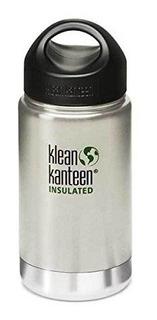 Klean Kanteen Botella Con Aislamiento Ancho