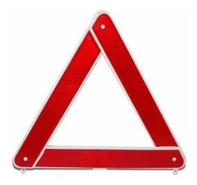 Triangulo Para Carro Sinalizacao Seguranca Onibus Caminhao