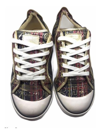 Coach Originales Zapatos Fresones #25 Cm México