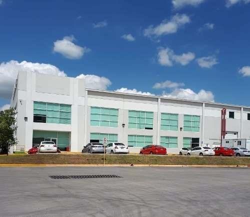 Nave En Renta Nueva En Parque Industrial En El Castillo