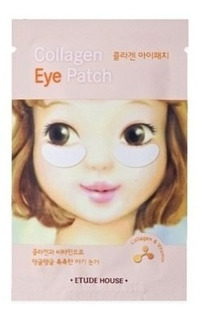 Etude House Collagen Eye Patch Ad - Parches Con Colageno