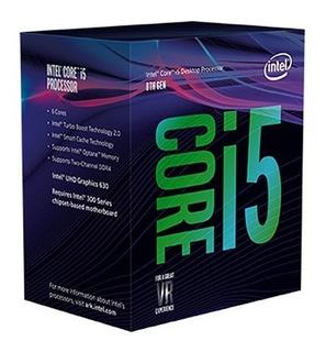 Intel Cpu Core I5 8400 2.8 Ghz