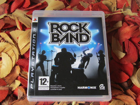 Rock Band Mídia Física Impecável Ps3 Frete R$ 11,98
