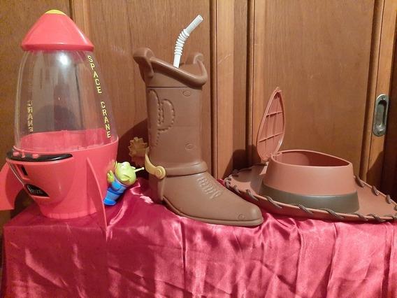 Palomeras Y Vasos Toy Story