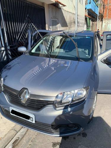 Renault Logan 2018 1.0 12v Expression Sce 4p