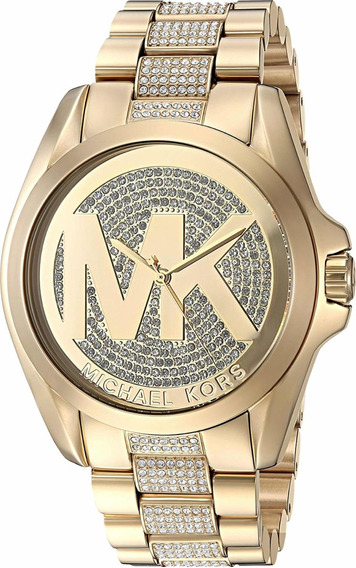 Reloj Michael Kors Mujer Bradshaw Mk6487 Original Importado