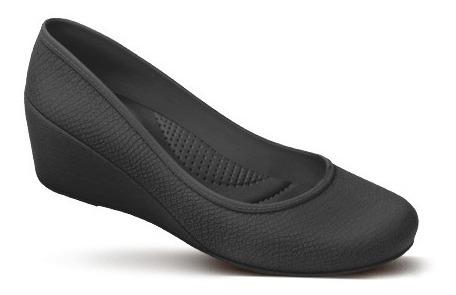 Sapato Profissional Caren Works Boa Onda