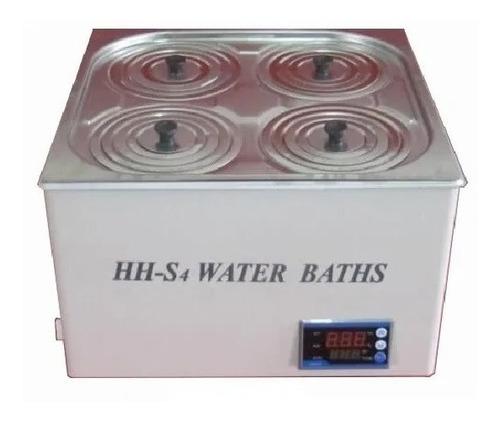 Imagen 1 de 5 de Baño Termostatico Para Laboratorio 460x320x90mm