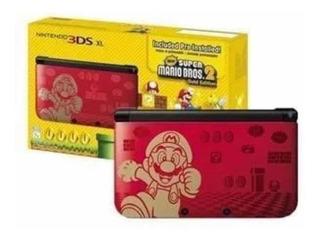 Nintendo 3ds.xl Super Mário Bros.2 / Gold Edition