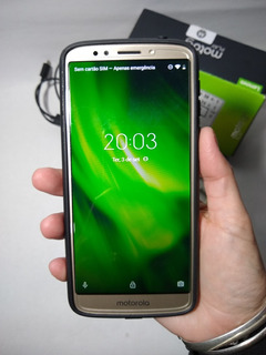 Celular Motorola G6 Play - 32gb