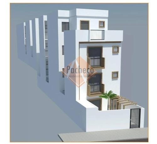 Imagem 1 de 2 de Apartamento Na Vila Formosa,  45 M², 02 Dormitório Com Terraço, R$ 260.000,00 - 2514