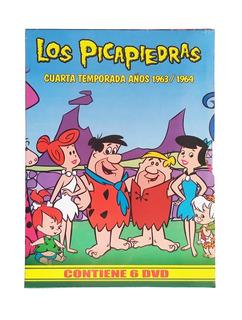 Los Picapiedras - Cuarta Temporada 1963 - 1964.