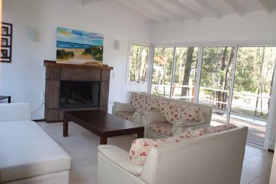 Casa En Cariló - Zona Golf, Super Tranquila - Dueño Directo