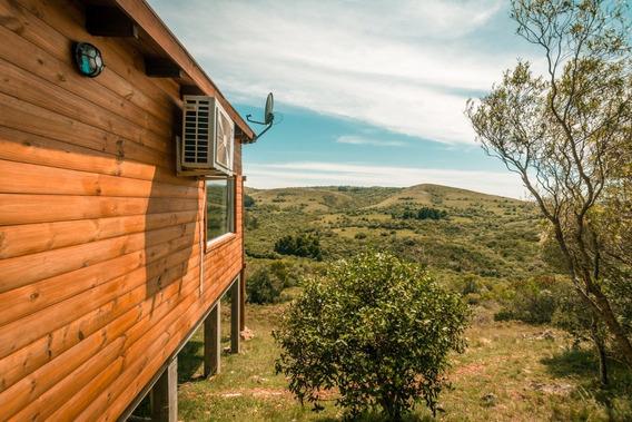 Cabaña Chacra En Las Sierras Ruta 12 A 10 Km Pueblo Eden