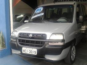 Fiat Doblo 1.3 16v Ex Fire 5p 2005 7 Lugares